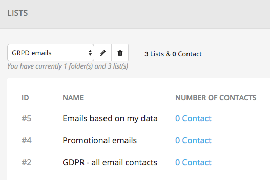Creating A Gdpr Compliant Subscription Form Sendinblue