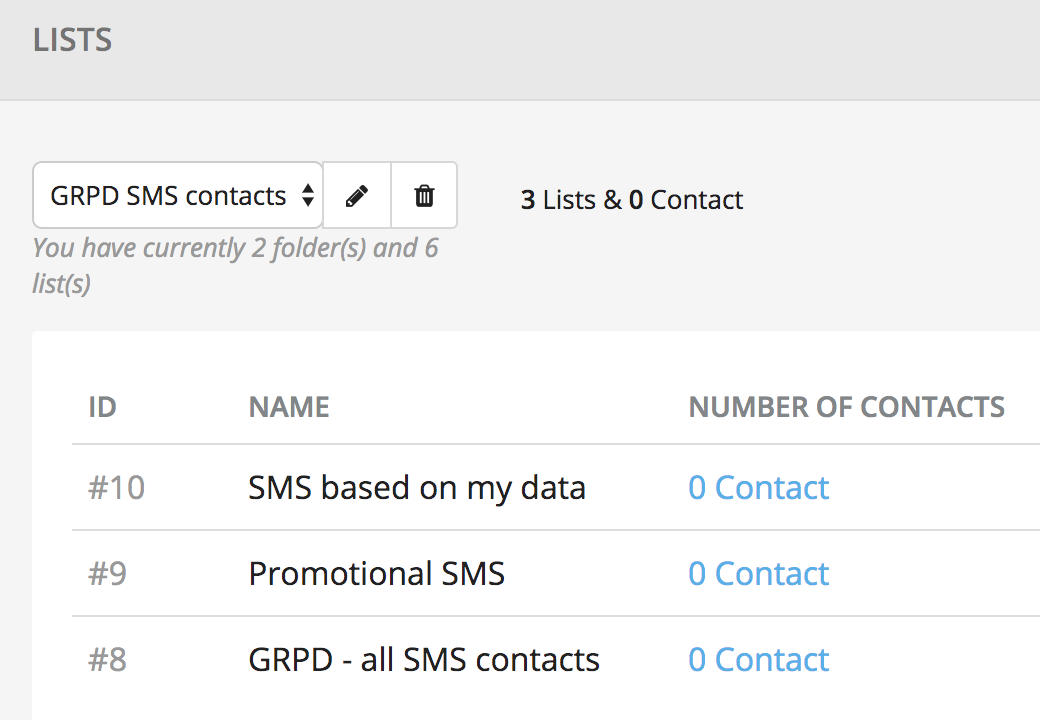 creating a gdpr compliant sms text message subscription form