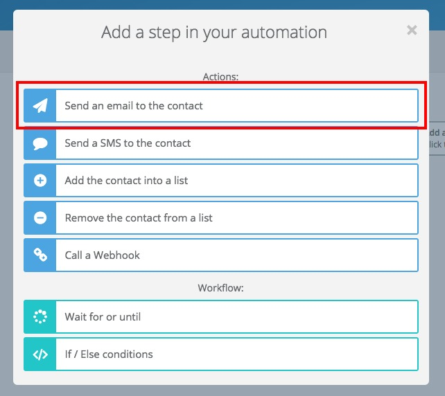 Example 2: Order Confirmation – Sendinblue